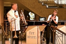FINE WHINES - VINTAGE JAZZ & SWING - Swing Band