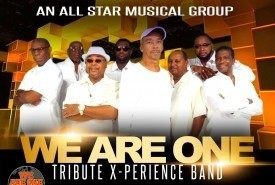 We Are One Tribute X-Perience Band  - Other Tribute Band District Heights, Maryland