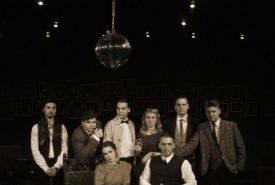 Dirty Rudolph and his Inglorious Rock'n'Roll Mates - Swing Band Prague, Czech Republic