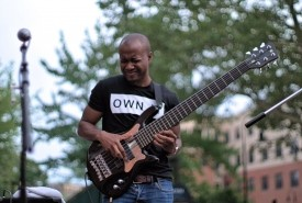 Chuks Okpu aka Mr Clear - Bass Guitarist Anaheim, California