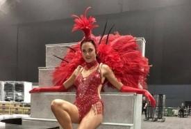 Layla Stock - Female Dancer Coalisland, Northern Ireland