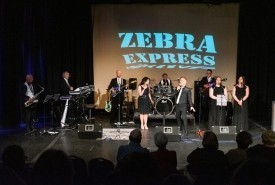 ZEBRA EXPRESS BAND 60s/70s/80s Funky Band. - Function / Party Band