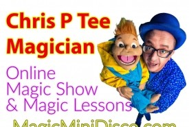 CHRIS P TEE COMEDY MAGICIAN - Close-up Magician Chipping Sodbury, South West