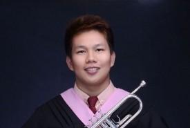 Jasher peralta - Trumpeter Philippines, Philippines