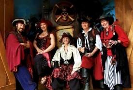 The Roving Blades/The Crimson Pirates - Irish Band New York City, New York