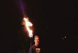 Zachery Taylor Anderson - Fire Performer Greenbrier, Tennessee