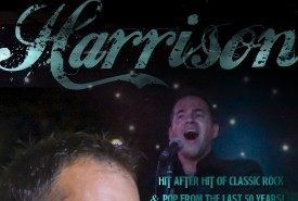 Harrison Breeze - Male Singer Gwespyr, Wales