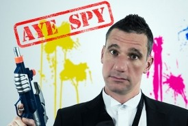 Aye Spy - Comedy Cabaret Magician Edinburgh, Scotland