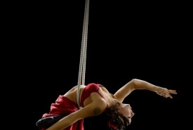 Xochitl Sosa - Aerialist / Acrobat USA, California