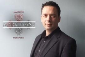Mark Evans Mind Reader - Close-up Magician Lichfield, Midlands