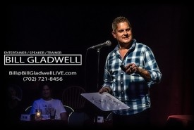 Bill Gladwell - Mentalist / Mind Reader Orlando, Florida