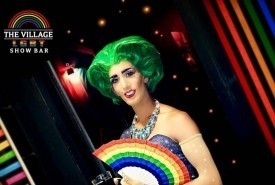 KIKI HORSEFIELD  - Drag Queen Act Huddersfield, North of England