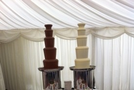Heavenly Melted Chocolate Ltd - Chocolate Fountain