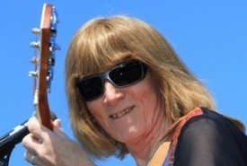 Shelley Lane - Solo Guitarist Windermere, North of England