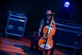 Cellist and vocalist - Natalia Bohórquez  - Cellist Miramichi, New Brunswick
