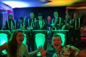 Kal's Kats - Swing Band Ashbourne, Midlands