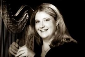Rebeca Jones - Harpist