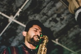 Sim Dillon - Saxophonist Longford, London