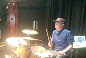 Christopher Parker - Drummer Midlands