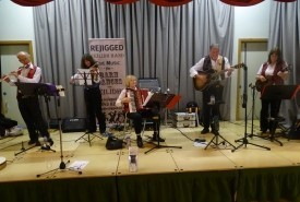 Rejigged Ceilidh Band - Barn Dance / Ceilidh Band Cambridge, East of England