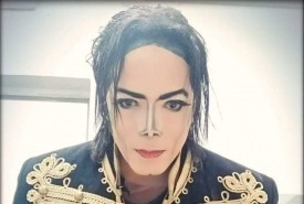 'MICHAEL'  - Michael Jackson Tribute Act Madrid, Spain