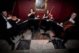 Capella String Quartet - Violinist Glasgow, Scotland