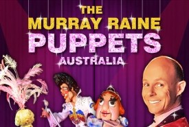 Murray Raine Puppets Australia - Marionettist Act