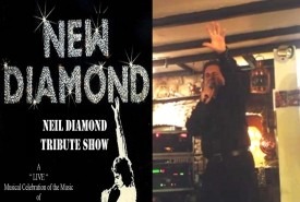 New Diamond - Neil Diamond Tribute  - Neil Diamond Tribute Act Kent, South East
