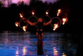Pyroflys - Fire Performer toronto, Ontario