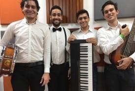 Javier Orlando Ballesteros Parra - La Café Jazz Quartet - Drummer Bucaramanga, Colombia