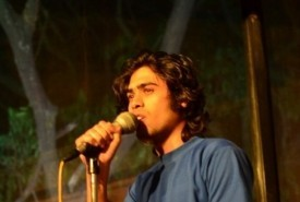 Shayne Reynolds - Acoustic Guitarist / Vocalist Secunderabad, India