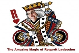 The Amazing Magic of Regardt Laubscher - Other Magic & Illusion Act Western Cape
