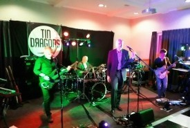 Tin Dragons - Cover Band west midlands, Midlands