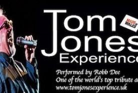 Robb Dee - One of the worlds top Tom Jones Tributes - Tom Jones Tribute Act