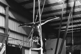 Norrie Attard - Aerialist / Acrobat Spain