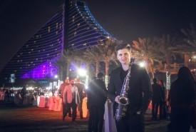 Saxophone show - Saxophonist Dubai, United Arab Emirates
