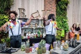 Rum Festival Cocktail Bar - Mobile Bar Peckham, London