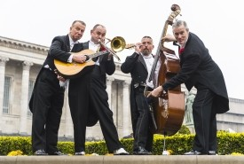 The Casablanca Steps - Jazz Band