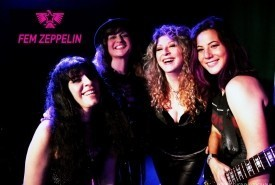 Fem Zeppelin Tribute Band - 80s Tribute Band Los Angeles, California