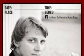 Anthony Guillaume - Cover Band Vanderbijlpark, Gauteng