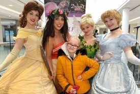 The Dream Team- Princess & Character Entertainment - Costumed Character Suffolk, East of England