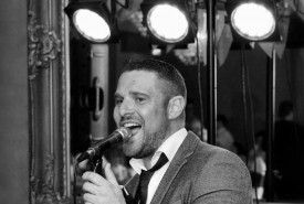 Matt Shephardson - Male Singer Nottinghamshire, East Midlands