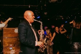 James Banahan  - Saxophonist