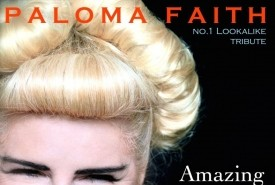 PALOMA FAITH TRIBUTE LOOKALIKE [other shows/tributes available Dusty/Brenda Lee/80s] - Other Tribute Act Leicester, East Midlands
