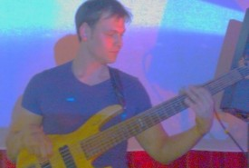 Jack Parkinson - Bass Guitarist Peterborough, East of England