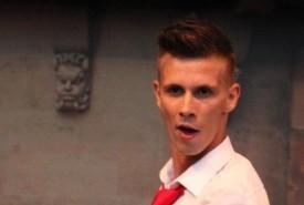Gabor Cseri - Male Dancer Hungary