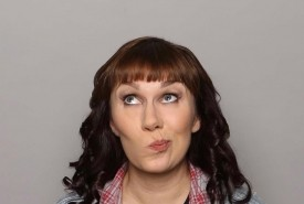 Katharine Ferns - Adult Stand Up Comedian Manchester, North West England