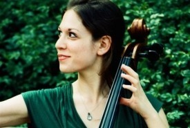Jennie Brent - Cellist America, New York