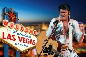 Eddy Popescu  - Elvis Impersonator Newcastle upon Tyne, North of England