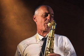 THE GENTLE JAZZER - Saxophonist Catania, Italy